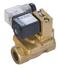 2 way Diaphragm Operated Valves - G 3/4, G 1, G 1