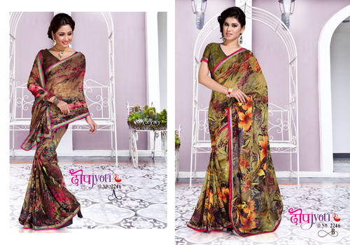 Simple Designer Sarees