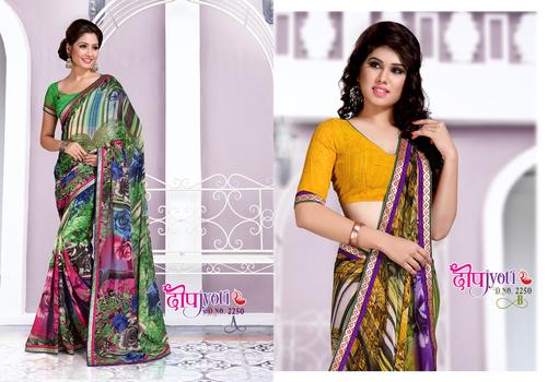 Ladies Designer Sarees collection