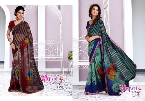 Fancy Ladies Designer Sarees collection