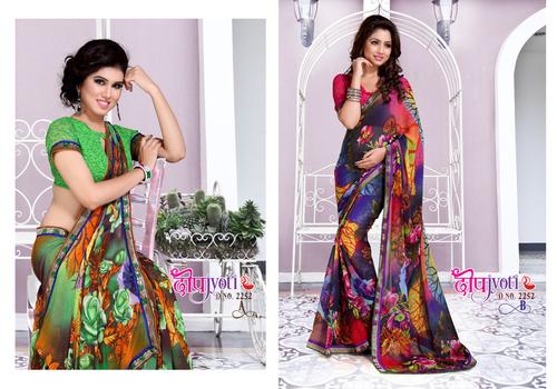 Ladies Fancy Designer Sarees