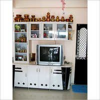 PVC TV Cabinet