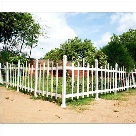 Heavy Duty PVC Fencing