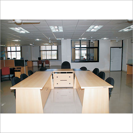 Modular Office Furniture (Wooden)