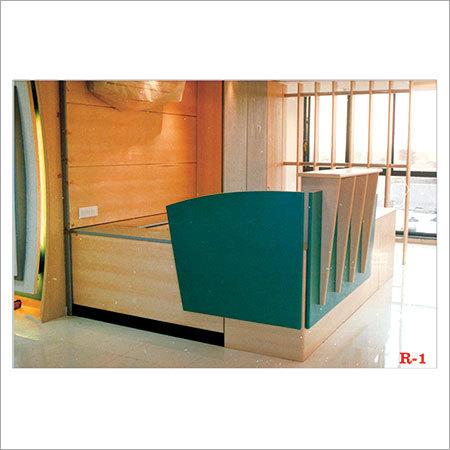 Modular Office Furniture (Wooden)