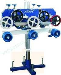 Online HDPE Pipe Printing Machine with Nylon Stereo