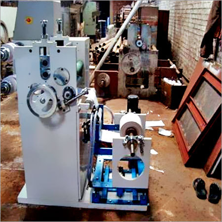 Narrow Web Slitting Machine