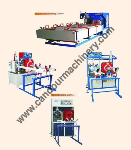 PVC pipe Bevelling Machine