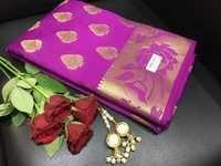 Banglori Tussar Silk Saree