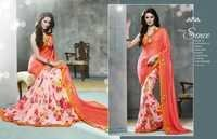 Designer Wear Printed Saree