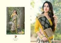 Art Silk Fancy Saree