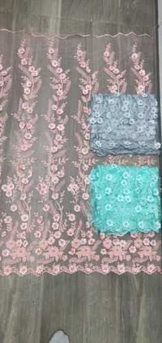 Computer Embroidery Fabrics