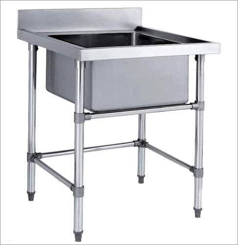 Stainless Steel Sink Unit