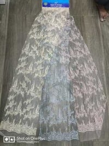 Schiffli Embroidered Fabrics