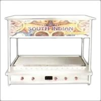 Steel Food Counter
