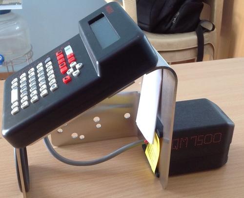 Shipper Coding Machine