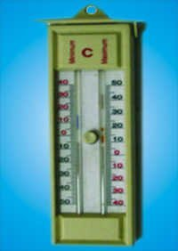 Maximum & Minimum Thermometer