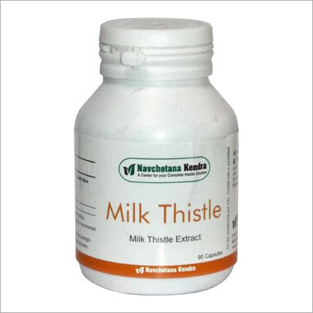 Milk Thistle Etract Capsule