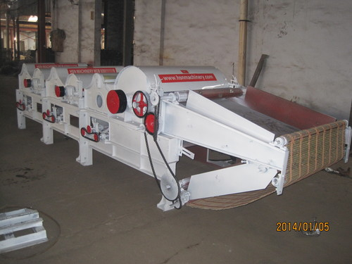 TWO ROLL RECYCLING MACHINES