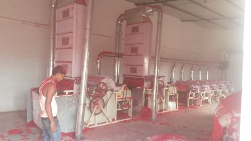 CLOTH WASTE RECYCLING MACHINES