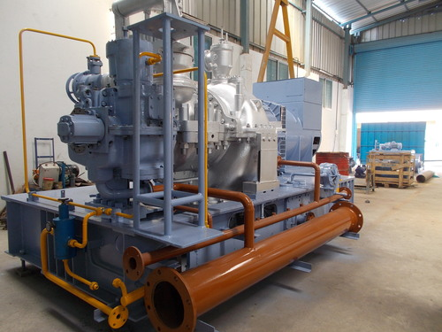 Steam Turbine 1 Mw- 2 Mw