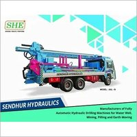 Industrial Water Drill Rig