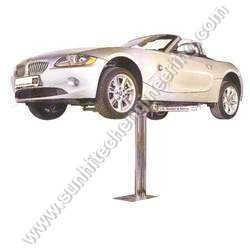 Car Water Wash Lift