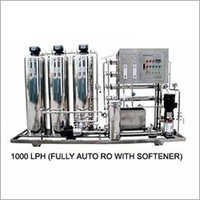 Reverse Osmosis Plant with Softener