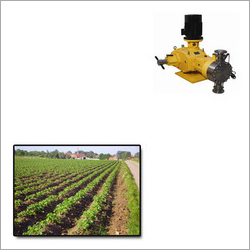 Dosing Pump System for Agricultural Use