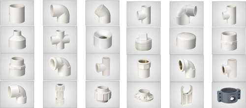 Pvc Pipes Fitting Supplier And Wholesaler In Bhavnagar