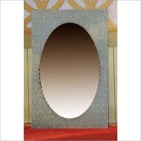 Antique Finish Mirror