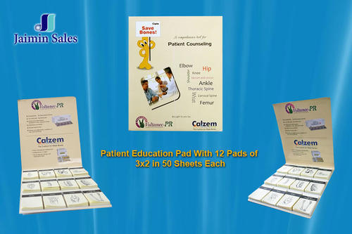 Printed Education Pad
