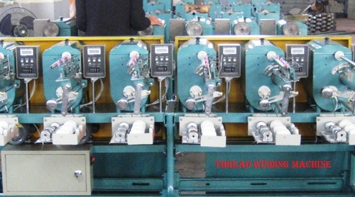 GET 25% OFF THREADS WINDING MACHINERY URGENTELY SALE IN ANAND GUGRAT