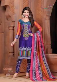 Ladies Casual Salwar Kameez