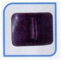 Conductive rubber carbon electrode - 35x45 mm (per pcs) for T.E.N.S