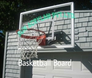 Basket Ball Back Board.