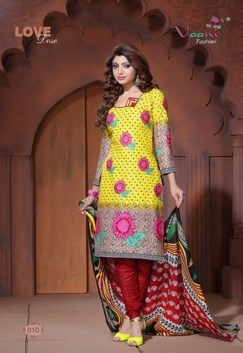 夫人Salwar衣服