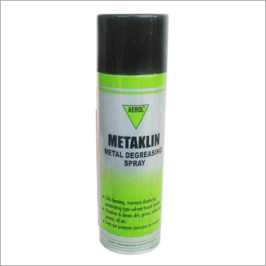Metal Degreasing Spray