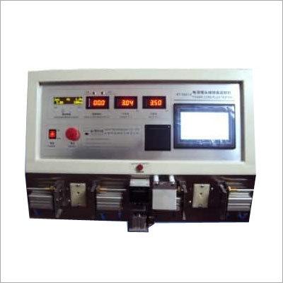 Power Cords Plug Test Machine