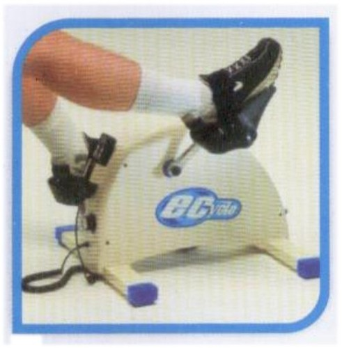 E-cycle DC motorized rehabilitation cycle (for upper & lower extremly)