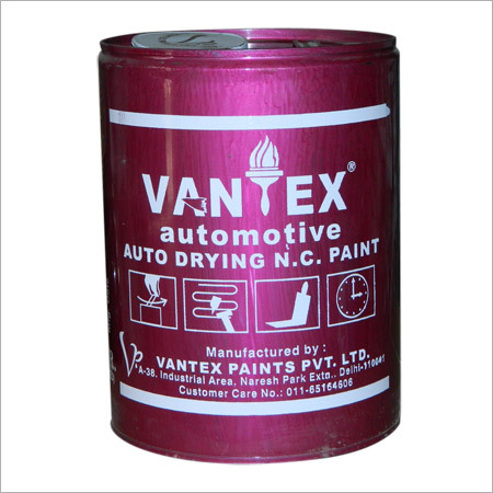 Fast Drying Automotive Paint