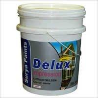 Exterior Emulsion