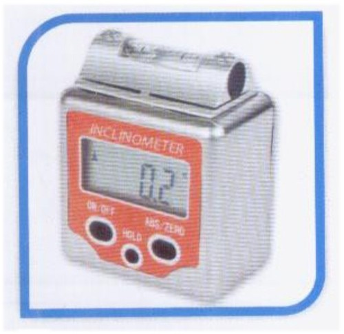 Therapy plusTM mini digital inclinometer