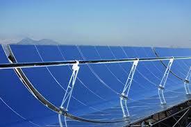 太阳蒸汽发电器