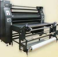 Automatic-Recovering Roll Press