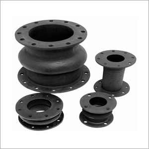 Rubber Expansion Joint with Rubber Flange
