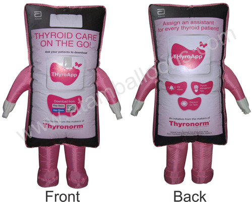 Thyronorm Walking Inflatable