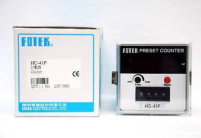 Fotek Preset Digital Counter
