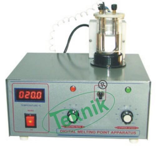 Precision Digital Melting Point Apparatus