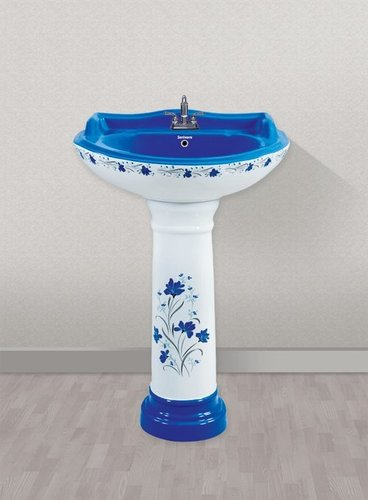 Printed Wash Basin
